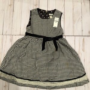 Children's Place Houndstooth Dress